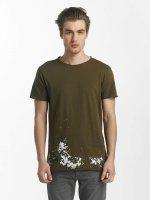 SHINE Original T-Shirty Rock 'n Roll zielony