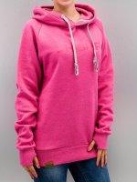 Shisha  Felpa con cappuccio Classic rosa