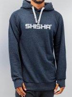Shisha  Sweat capuche Classic bleu