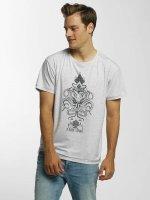 Shisha  T-Shirt Oktopussi grau