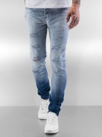 Sixth June Облегающие джинсы Destroyed синий
