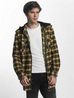 Sixth June Camisa Classic Flannel amarillo