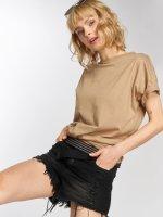 Sixth June Camiseta Classic Oversize beis