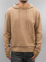 Sixth June Hoodie Drop Shoulder beige