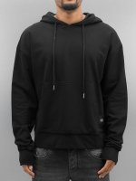 Sixth June Hoodie Drop Shoulder black