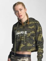 Sixth June Hoodie Classic Oversize Cropped camouflage