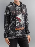 Sixth June Hoody Rock & Roll zwart