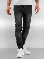 Sixth June Jean skinny Biker noir