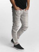 Sixth June Skinny jeans Skinny Destroyed grijs