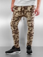 Sixth June Sweat Pant Camou camouflage