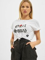 Sixth June T-shirt Girl Squad bianco