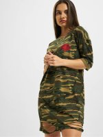 Sixth June T-Shirt Rose Cut camouflage