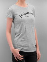 Sixth June T-shirt Parisiennes grigio