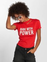 Sixth June T-Shirt Babe red