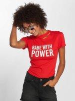Sixth June T-shirt Babe röd
