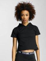 Sixth June T-Shirt Hooded schwarz