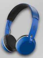 Skullcandy Cuffie musica Grind Wireless On Ear blu