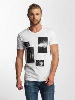 Sky Rebel T-Shirt Lean weiß