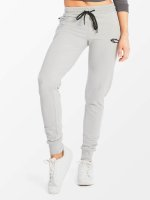 Smilodox joggingbroek Coy grijs