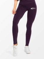 Smilodox Legging Bold High Waist pourpre