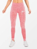 Smilodox Legging Meditation Seamless rouge