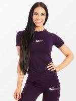 Smilodox T-paidat One purpuranpunainen