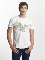Solid Camiseta Laurits blanco