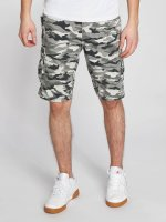 Solid Shorts Gael Camo kamouflage