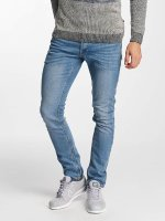 Solid Straight fit jeans Joy blauw