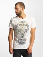 Solid T-shirt Jab bianco