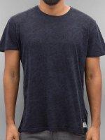 Solid T-shirt Gerard blå