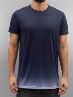 Solid T-Shirt Hampton bleu