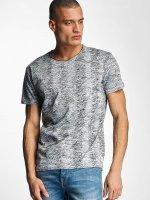Solid T-shirt Hamelin grigio