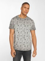 Solid t-shirt Newton grijs