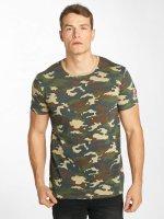 Solid T-shirt Nilsson mimetico