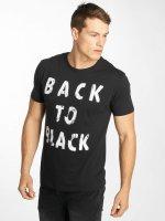 Solid T-shirt Niall svart
