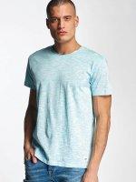 Solid t-shirt Hamelin turquois
