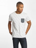Solid T-Shirty Joby bialy