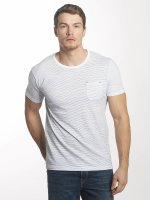 Solid T-Shirty March bialy