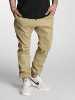 Southpole Látkové kalhoty Munchkin hnědožlutý