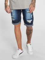 Southpole Shorts Denim blu
