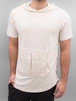 Southpole t-shirt Scallop beige