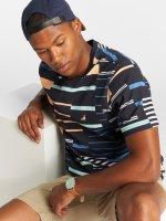 Staple Pigeon T-skjorter Sport Stripe blå
