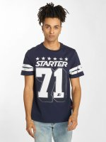 Starter T-Shirt Cracraft bleu