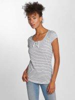 Stitch & Soul T-Shirt Flamingo gris