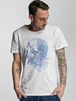 Stitch & Soul T-Shirt Summer weiß
