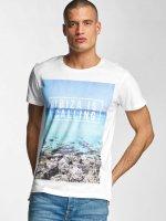 Stitch & Soul T-Shirt Ibiza weiß
