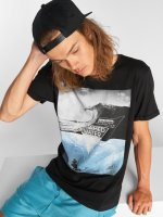 Stitch & Soul T-Shirty Graphic czarny