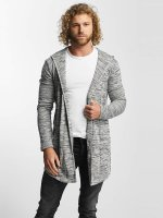 Sublevel Cardigan Hooded noir