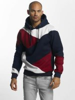 Sublevel Hoody Colour Block blauw